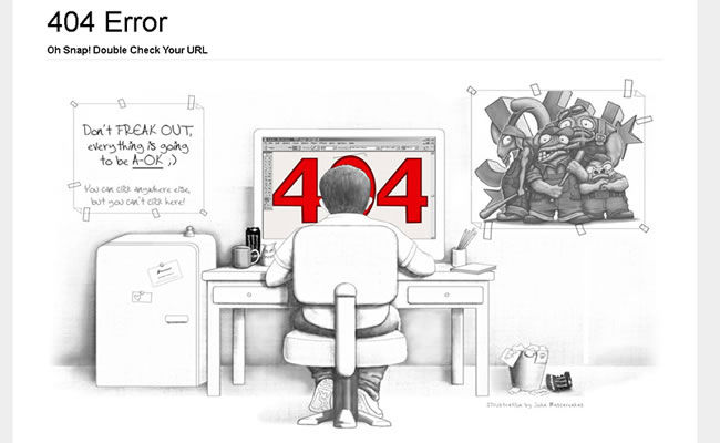 不用加代码也能跟踪404错误页面